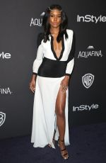 Gabrielle Union At InStyle and Warner Bros. 73rd Annual Golden Globe Awards Post-Party