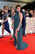 Gemma Atkinson At 21st National Television Awards In London