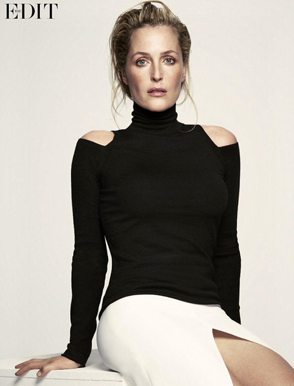 Gillian Anderson In Latest Edition Of