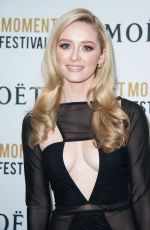 Greer Grammer At Moet And Chandon Celebrates 25 Years At The Golden Globes In West Hollywood