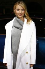 Gwyneth Paltrow At AUDI Night 2016 During Hahnenkamm Race Weekend