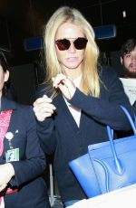 Gwyneth Paltrow At LAX