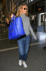 Gwyneth Paltrow Was Spotted At LAX