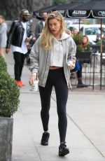 Hailey Baldwin Out & About In LA