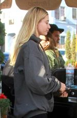 Hailey Baldwin Out In Melrose Ave