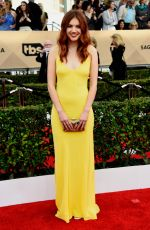 Hannah Murray At 22nd Annual Screen Actors Guild Awards In Los Angeles