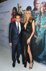 Heidi Klum Attends Fan Screening Event Of Film Zoolander No.2 In Sydney