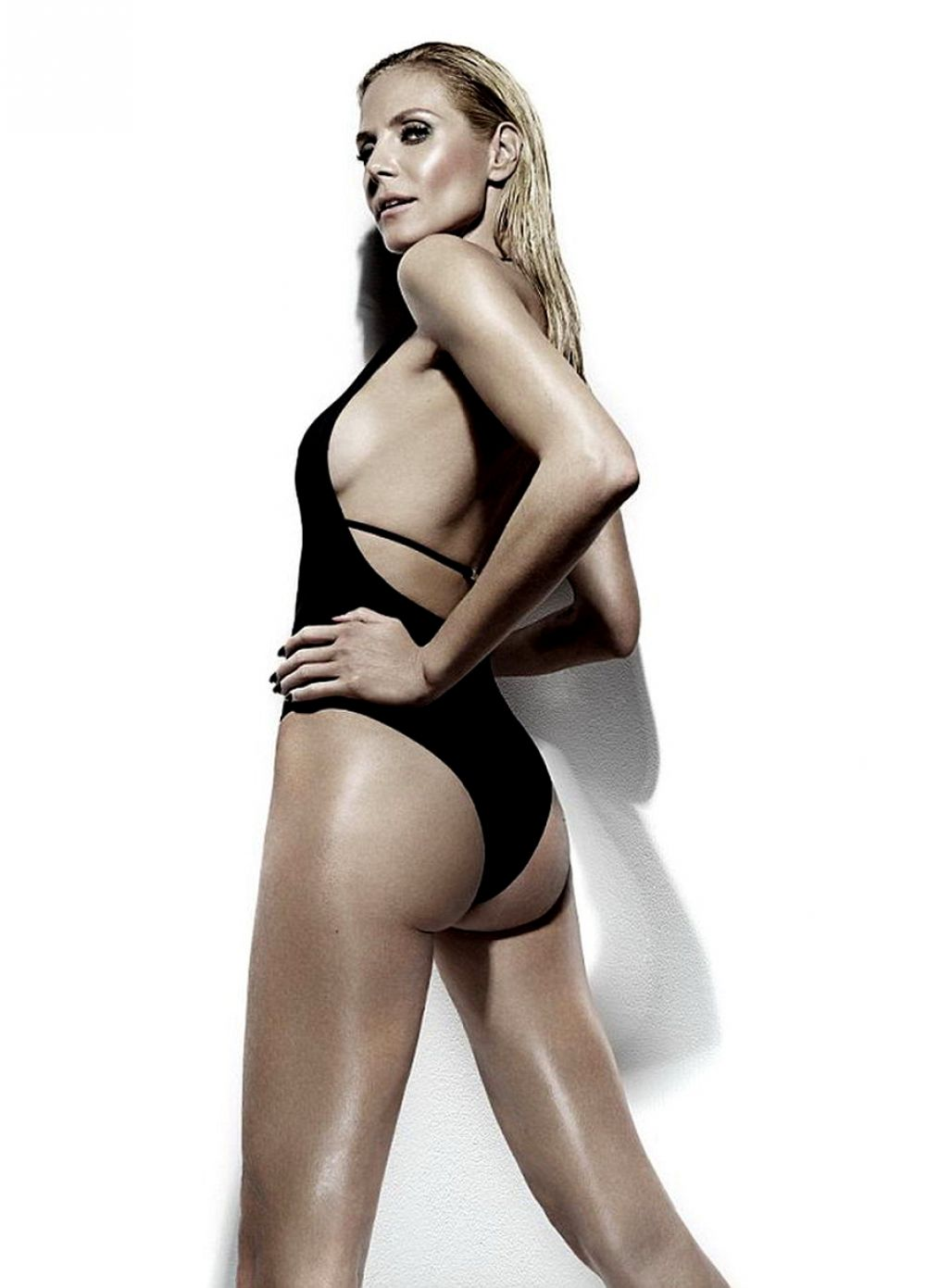Heidi Klum Launching Her Swimwear Line With New Zealand Based Bendon January 2016