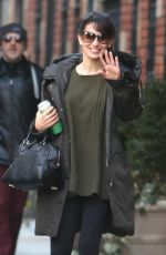 Hilaria Baldwin Out In New York City
