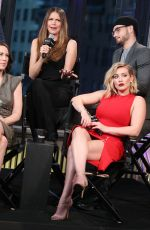 Hilary Duff At The Younger AOL BUILD Speaker Series In NY