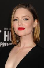 """Holliday Grainger At """"The Finest Hours"""" Premiere In Los Angeles"""