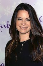 Holly Marie Combs At Hallmark Channel/Hallmark Movies and Mysteries Party At Tournament House