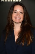 Holly Marie Combs At PETA Superbowl Party In LA