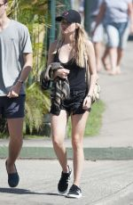 Immy Waterhouse Out In Barbados