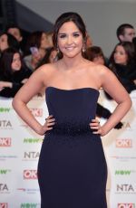 Jacqueline Jossa At 21st National Television Awards In London