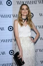 Jaime King At Who What Wear x Target Launch Party In NYC