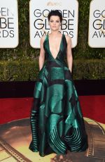 Jaimie Alexander At 73rd Annual Golden Globe Awards In Beverly Hills