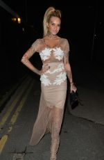 Jemma Lucy On A Night Out At The Libertine Club In London