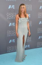 Jennifer Aniston At 21st Annual Critics