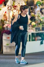 Jennifer Garner Is Seen After A work Out At A Gym In Los Angeles