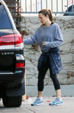 Jennifer Garner Is Seen Out And About In Los Angeles