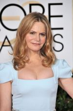 Jennifer Jason Leigh At 73rd Annual Golden Globe Awards In Beverly Hills