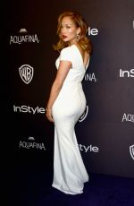 Jennifer Lopez At InStyle and Warner Bros. 73rd Annual Golden Globe Awards Post-Party