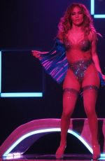 Jennifer Lopez On stage At Opening Night Of Her All I Have Residency In Las Vegas