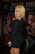 Jesse Jane At AVN Adult Entertainment Expo At Hard Rock Hotel In Las Vegas