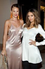Jessica Alba At Galvan For Opening Ceremony Dinner Hosted By Swarovski In LA