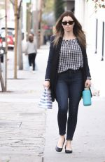Jessica Biel Out And About In Los Angeles