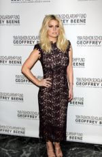 Jessica Simpson At 2016 YMA Fashion Scholarship Fund Geoffrey Beene National Scholarship Awards Dinner In NYC