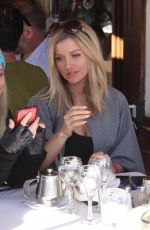 Joanna Krupa At Il Pastaio In Beverly Hills