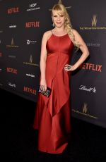 Jodie Sweetin At The Weinstein Company & Netflix Golden Globe After Party