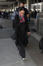 Julia Louis-Dreyfus At LAX