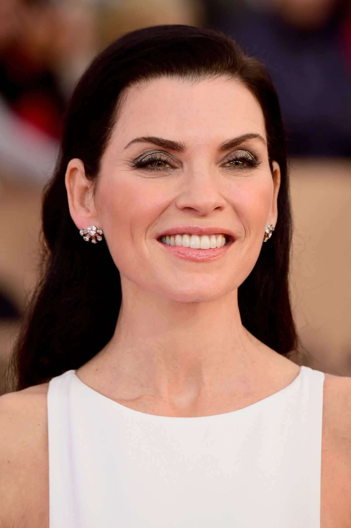 Julianna Margulies At 22nd Annual Screen Actors Guild Awards at Shrine Auditorium In LA