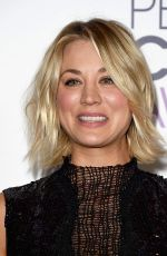 Kaley Cuoco At 2016 People