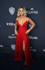 Kaley Cuoco At InStyle And Warner Bros. Golden Globe Awards Post-Party