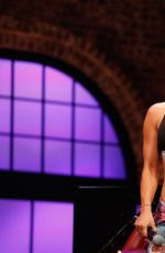 Kaley Cuoco In A Sports Bra At Lip Sync Battle Airing