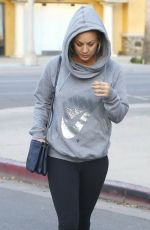 Kaley Cuoco Out & About In LA