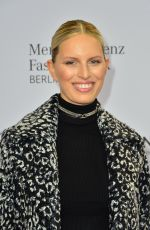 Karolina Kurkova At Guido Maria Kretschmer Fashion Show In Berlin