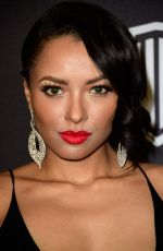 Kat Graham At InStyle and Warner Bros. 73rd Annual Golden Globe Awards Post-Party
