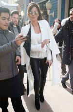 Kate Beckinsale Is Spotted During Sundance Film Festival In Park City