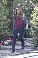 Kate Beckinsale Out In Beverly Hills