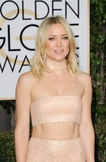 Kate Hudson At 73rd Annual Golden Globe Awards In Beverly Hills