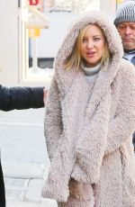 Kate Hudson Out In NYC