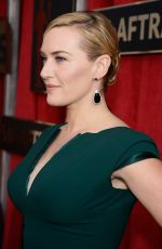 Kate Winslet At 22nd Annual Screen Actors Guild Awards In Los Angeles