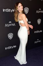 Katharine McPhee At InStyle And Warner Bros. Golden Globe Awards Post-Party