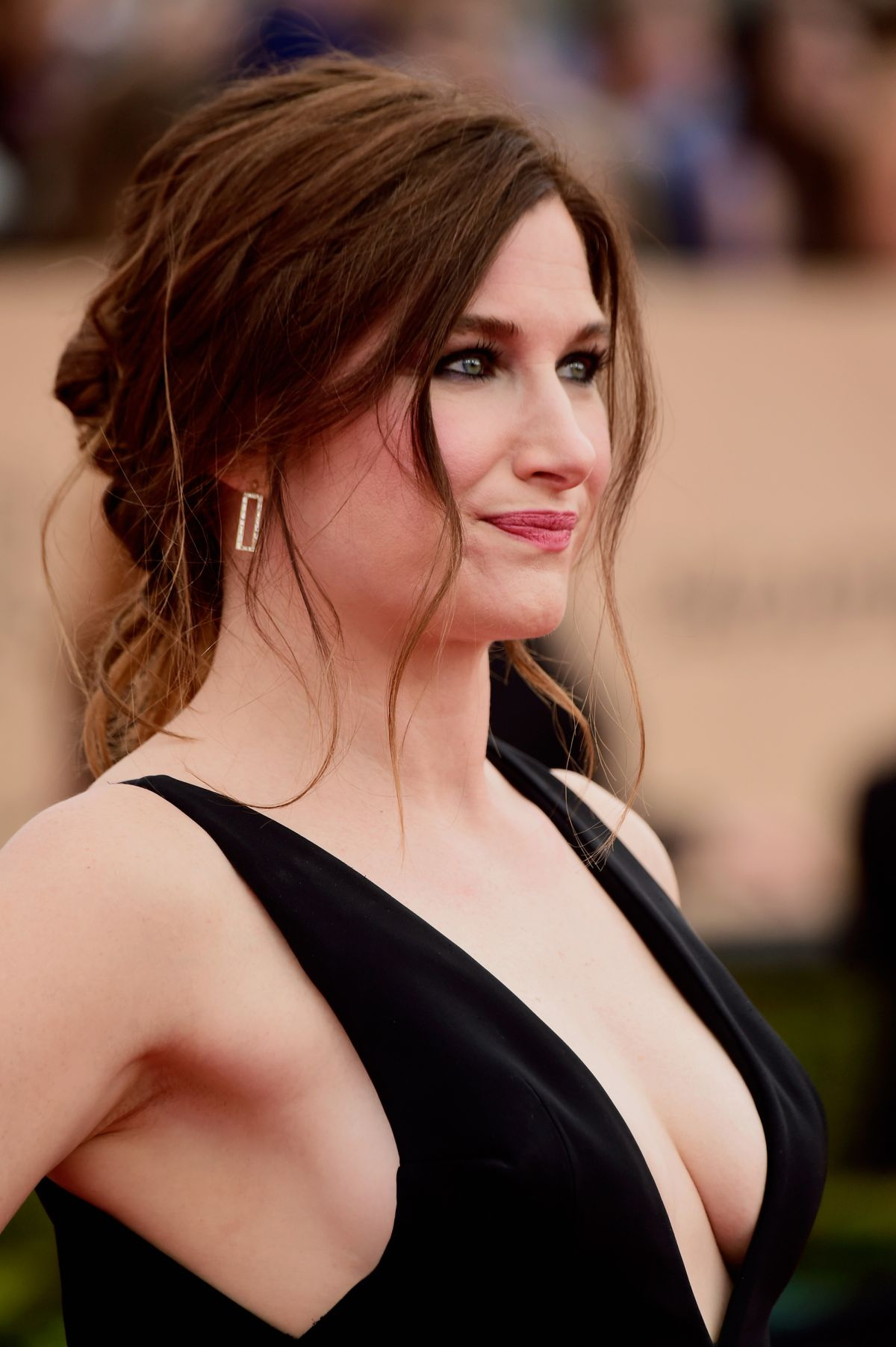Kathryn Hahn At 22nd Annual Screen Actors Guild Awards At