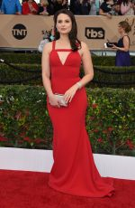 Katie Lowes At 22nd Annual Screen Actors Guild Awards at Shrine Auditorium In LA